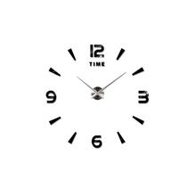 Unframed zegar ścienny nowoczesny zegar ścienny zegar akrylowy do sypialni salonu biura tanie tanio CN (pochodzenie)