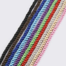 10  Meters 5mm Twisted Soutache Braided Rope/Cord Choose Your Colour original uk fraser anti static cord rope length 10 meters 850 10