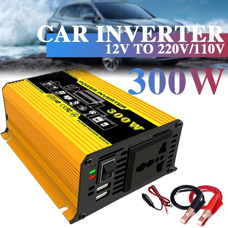 carro inversor amarelo duplo transformador de tensao 05