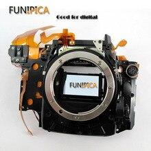 AUF LAGER Original Für Nikon D810 Spiegel Box Vorne Körper Mit Bajonett Blende Reflektierende FPC 110RZ Kamera Reparatur Teil einheit