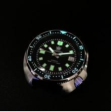 Tuna 6105 Diver Watch 200M Waterproof automatic wat