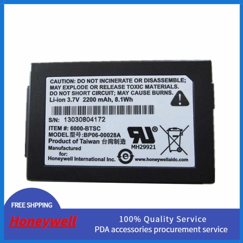 Akku für Barcode-Scanner Honeywell Dolphin 6000 3,7V 1450mAh//5,4Wh Li-Ion Schwar