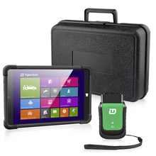 2020 Vpecker Easydiag OBD2 Autoscanner V12.0 WIFI skaner samochodowy + 8 w systemie Windows 10 Tablet ODB 2 samochodowy system OBD skaner diagnostyczny