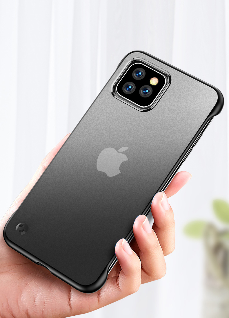 frameless iphone case