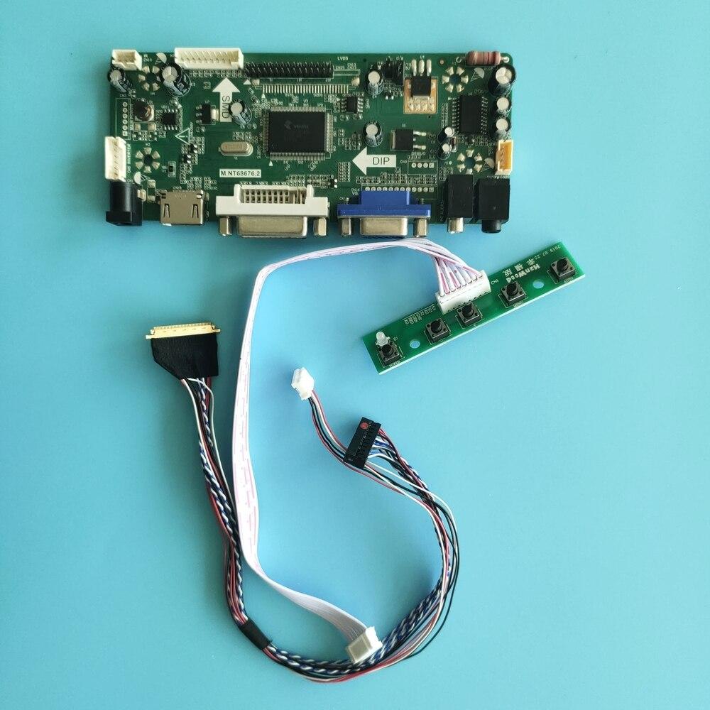 KIT per LTN160AT06 TV HDMI USB SCHERMO LED LCD Scheda Driver Controller VGA