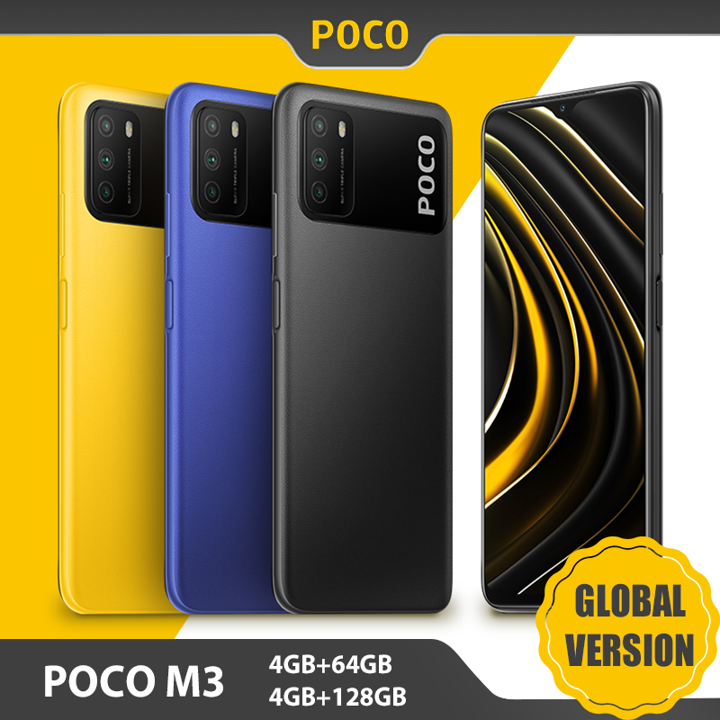 POCO Snapdragon 626 64GB 4gbb WCDMA/GSM/LTE Quick Charge 3.0 Octa Core Side-Mounted 48MP
