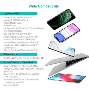 Image 5 - CHOETECH PD 60W USB C Wand Ladegerät Für MacBook Pro/Air iPad Pro Samsung ASUS Acer Dell Tablet Ladegerät QC 3,0 für Nintendo Schalter