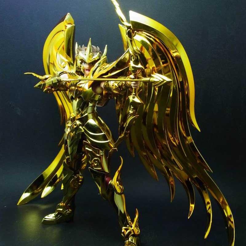 BANDAI SAINT SEIYA MYTH CLOTH EX SAGITTARIUS AIOLOS SOUL OF GOLD