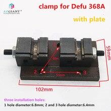 Clamp-Chuck Key-Cutting Locksmith DEFU Iron-Plate Original with for 368A 498B Machines-Handle