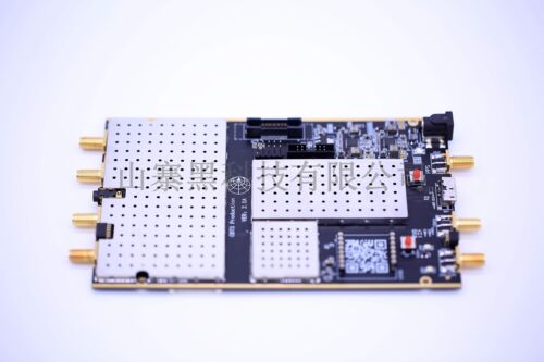 70MHz – 6GHz SDR RF Development Board USB 3.0 Compatible With USRP-B210 MICRO+