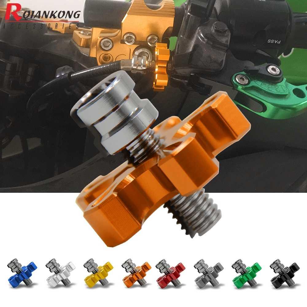Untuk KTM 50/65/85/105/125/150/250/450/525 SX Sunan Hotel Solo... SX-F XC XC-W Aksesoris Motor M8 * 1.25 M10 Kopling Kawat Penyesuaian Kabel