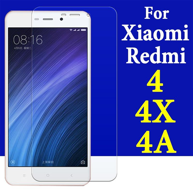 Защитное стекло для xiaomi redmi 4x 4a 4 ksiomi x4 a4 a x mi Закаленное стекло протектор xiaomei xiomi xaomi redme rdmi redmi4