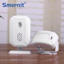 Wireless Welcome Alarm Doorbell PIR Store Shop Entry Motion Sensor Infrared Dete