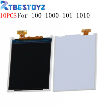 10PCS/Lot LCD Display Screen Replacement For Nokia 100 1000 101 1010 108 112 113 C1-00 C1-01 C1-02 C1-03 C2-00 X1 RM-944 LCD фото