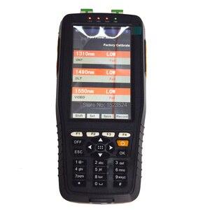 Image 1 - TM70B Handheld PON Fiber Optical Power Meter 1310/1490/1550nm