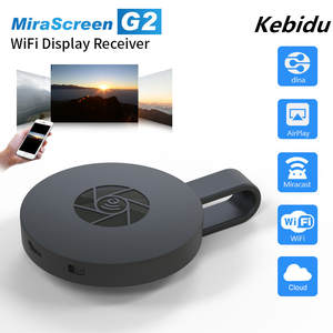 Dongle Tv-Stick Hdmi-Wifi-Display-Receiver Mini Pc Crome Cast Android-Tv Mirascreen