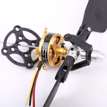 CZ F3P 4D hélice de paso Variable tipo A/B para Variable eléctrica EVP de ala fija sistema de paso para aviones de ala fija 4D Fly para deslizador a control remoto