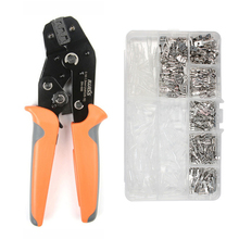 SN-48B with 270PCS / 300PCS crimping tool DuPont terminal 3.96 6.3 pliers JST-SM Molex connector 26-16AWG IWISS