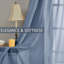 CDIY NEW Tulle For Living Room Bedroom Kitchen Modern Sheer Curtains Linen Drapes blinds Voile Curtains Window Screening Custom cdiy tulle curtains for living room bedroom kitchen modern sheer curtains for window screening linen voile curtains drapes door