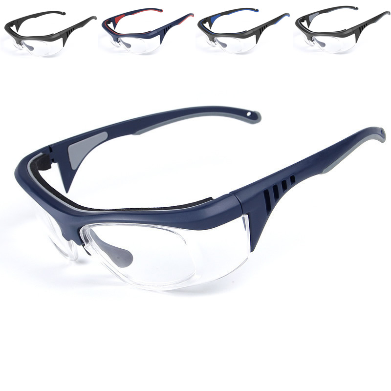 High Quality Safety Glasses Anti-Splash Protective Glasses Impact-Resistant Wind Dust Proof For Chemical Research Cycling Riding