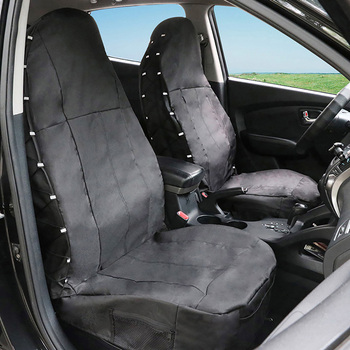 Universal Front Car Seat Cover Auto Accessories for Kia Sorento 2005 2007 2011 2013 2016 2017 Soul 2017 Spectra Stinger Stonic