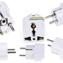 Converter Power-Socket Universal Plug Travel-Charger-Adapter US AU UK 1PCS Best-Price