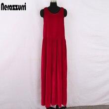 Nerazzurri verão pista de veludo vestido feminino 2020 elegante plissado maxi vestidos para mulher vermelho verde preto longo vestido tamanhos grandes 7xl