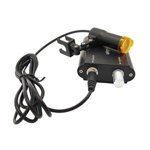 Image 3 - Dental Werkzeuge Medizinische Ausrüstung Chirurgische 3W LED Scheinwerfer für Dental lupen Lupa Mit Filter
