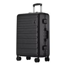 """CHENGZHI 2"""" 24"""" 2"""" 29"""" дюймов роскошный бренд Алюминиевый Чемодан носить на чемодан для багажа на колесиках для путешествий"""
