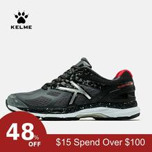 KELME Men's Professional marathon Competition Running Shoes Outdoor Training