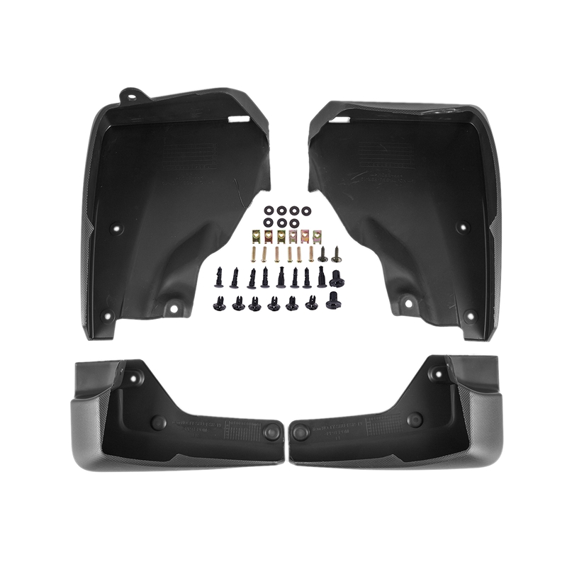 Mudguards Front Rear Splash Guards Flapset Molded Mud Flaps for Subaru Forester 2019|Mudguards| |  - title=