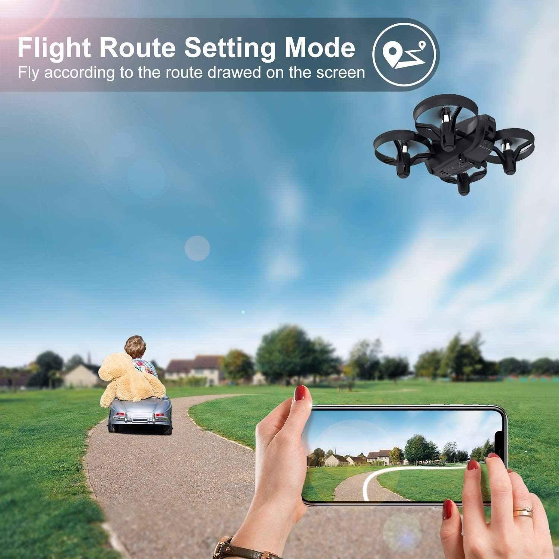 Potensic A20Wプロミニドローンカメラ、hd高度ホールドヘッドレスモード 2.4 グラムrc quadcopterヘリコプターのおもちゃ