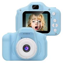 MeterMall, Детская цифровая видеокамера, мини перезаряжаемая детская камера, Противоударная, 8 Мп, HD камера для малышей, s, Детская видеокамера