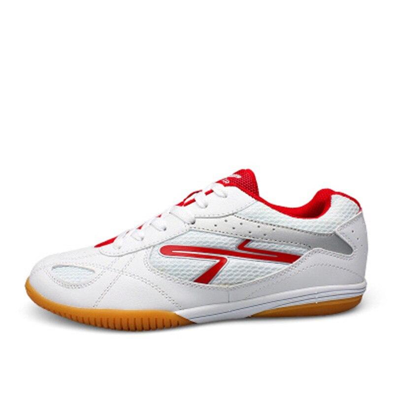 Chaussures de Badminton homme entraînement confortable homme Anti-glissante lumière Sport formateur bleu rouge extérieur homme chaussures de Badminton