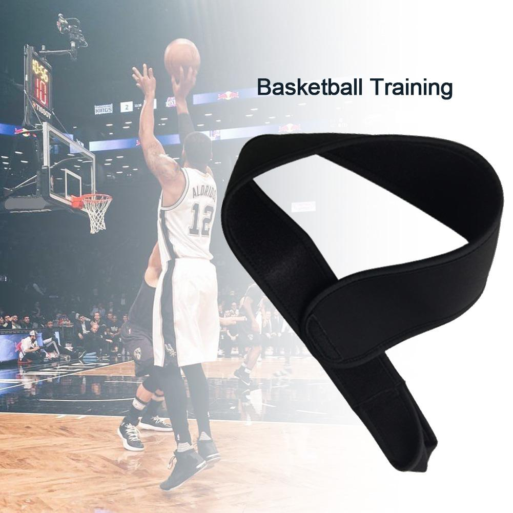 Auxiliary Belt Strap Basketball Shooting Training Auxiliary Strap Hand Posture Correction Belt Basketball Shooting Equipment
