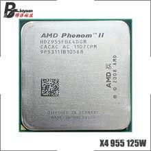 AMD Phenom II X4 955 955 3.2 GHz dört çekirdekli İşlemci 125W HDZ955FBK4DGM/HDX955FBK4DGI/HDZ955FBK4DGI soket AM3