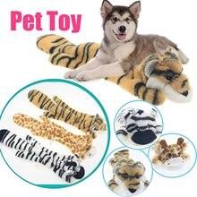 Brinquedos feitos de brinquedos de pelúcia duráveis brinquedos para cães unstuffed brinquedos de pelúcia squeaky engraçado brinquedos de pelúcia presentes para adultos e crianças