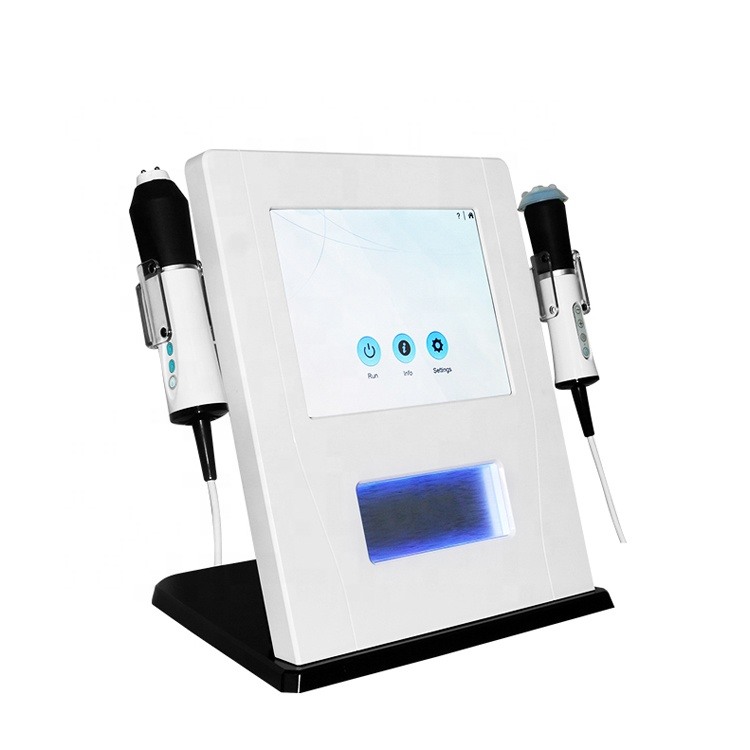Good Price For 3 In 1 Super Oxigeneo Facial Oxygen Rf Ultrasound Infusion GeneO+ Beauty Machine
