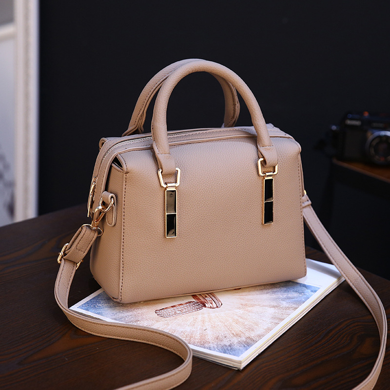 Women Bags PU Leather Messenger Shoulder Bag Ladies Handbags Crossbody 2019 New Purse Satchel Bolsas Fashion Tote Bags Gift