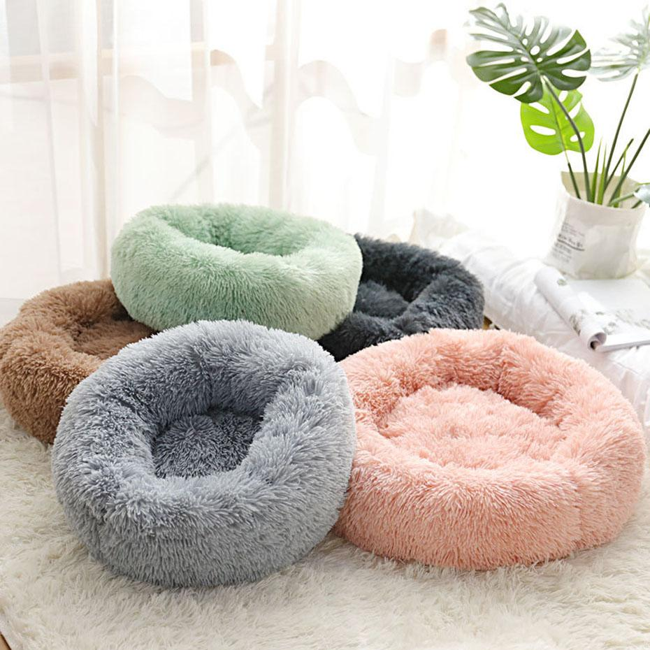 Dog Bed Pet Bed Dog Accessories Cat House Dogs For Large Beds Cat Mat Hondenmand Kattenmand Panier Chien Lit Cama Perro Mascotas image