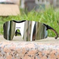 Lente de cor completa esportes óculos homens mtb mountain road bicicleta ciclismo óculos de sol correndo gafas ciclismo