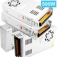 Switching Power Supply 12v 40a 24v 20a 500w Lighting Transformer 220 v to 12 v 24 v Power Supply DC 12v for Led Strip Light