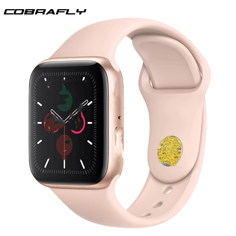 Cobrafly <font><b>IWO</b></font> 12 pro <font><b>Smart</b></font> <font><b>Watch</b></font> PK <font><b>iwo</b></font> 8 8 plus 9 Women Men ECG Heart Rate Monitor IP68 Waterproof Siri Bluetooth Fitness <font><b>Watch</b></font> image