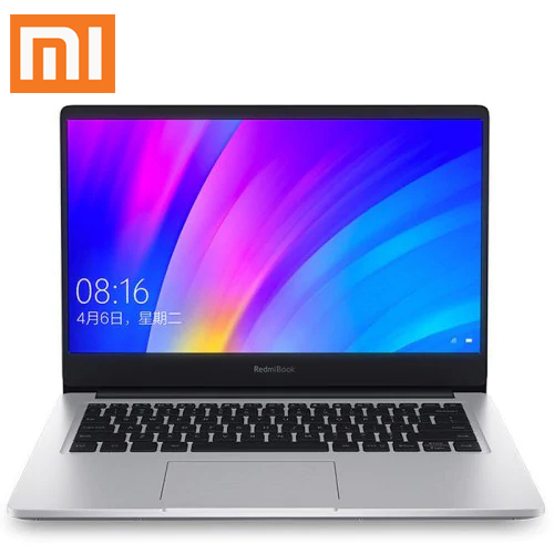 Xiaomi RedmiBook Laptop 14 Inch  Intel Core I5-8265U Quad Core 1.6GHz Win10 NVIDIA GeForce MX250 8GB RAM 512GB SSD FHD