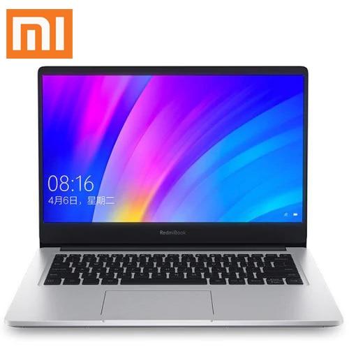 Xiaomi RedmiBook ordinateur portable 14 pouces Intel Core i5-8265U Quad Core 1.6GHz Win10 NVIDIA GeForce MX250 8 go de RAM 512 go SSD FHD