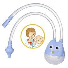 Neue Geboren Baby Sicherheit Nase Reiniger Vakuum Saug Nasensauger Leibwächter Grippe Schutz Zubehör