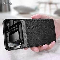 XUANYAO Cases Nova 2S 3 3I 3E 4 4E 5 5I Pro 6 6SE Case Hard Leather Coque For Huawei Nova 6 SE 5 5I Pro 3e 3i Case Soft Silicone