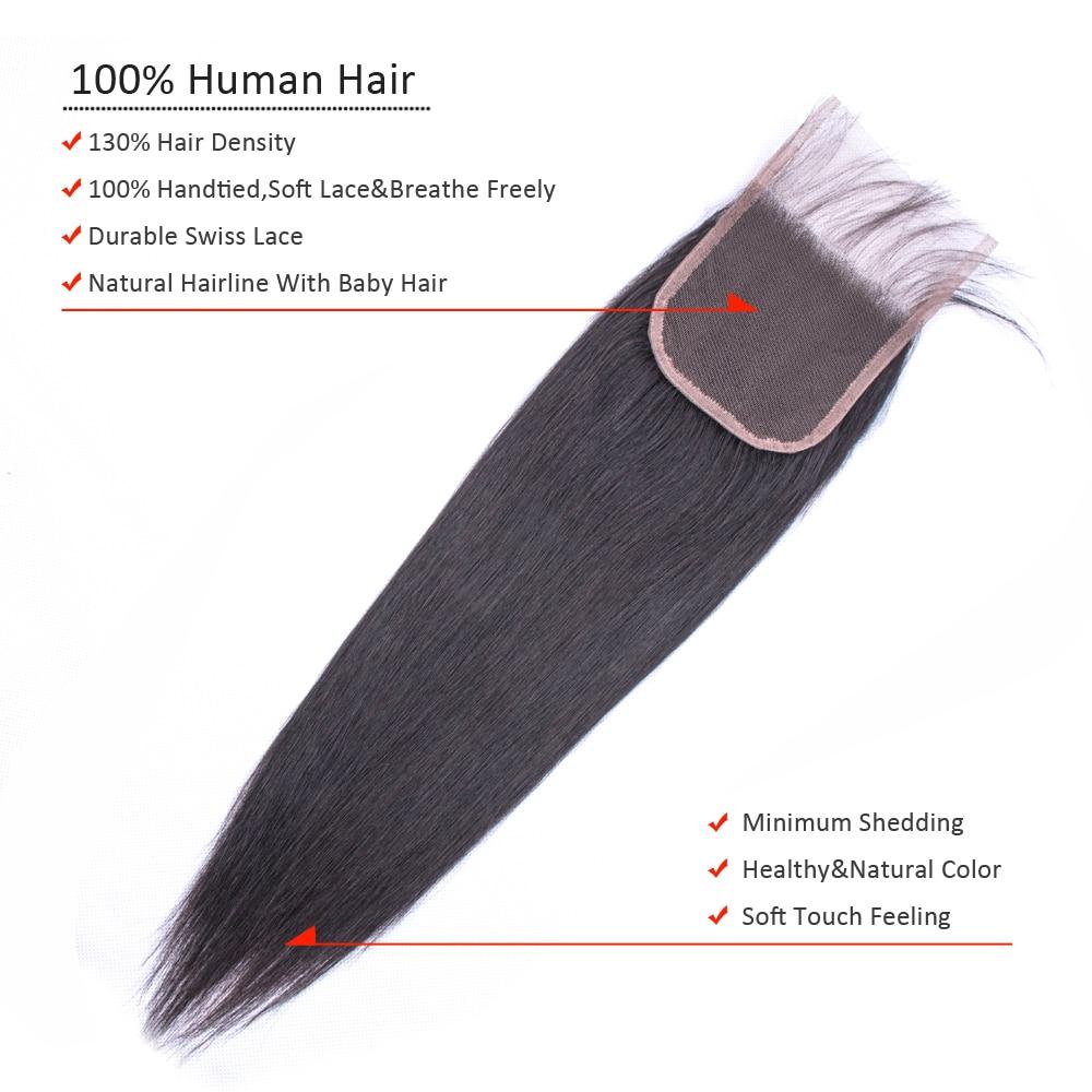 H1314780aaec545f280d51cc7162d78e7p Sapphire Straight Bundles With Closure Brazilian Hair Weave Bundles With Closure Human Hair Bundles With Closure Hair Extension