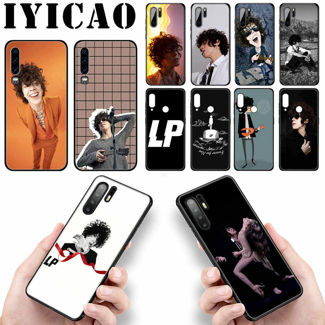 IYICAO Tevylian Pergolizzi LP רך סיליקון מקרה עבור Huawei P חכם Z P30 P20 P10 P9 לייט פרו טלפון מקרה