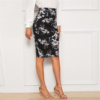 Office Ladies Pencil Skirts